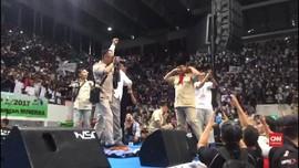 VIDEO: KSPI Deklarasikan Dukungan ke Prabowo