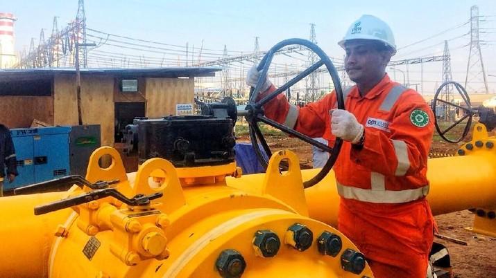Kementerian BUMN menjelaskan alasan akuisisi Pertagas oleh PT Perusahaan Gas Negara (PGN) Tbk (PGAS) hanya mengambil 51% saham.