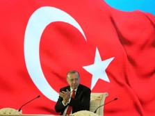 Inflasi Turun, Turki Lolos dari Krisis Mata Uang?