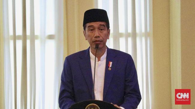 Idul Fitri, Jokowi Buka Istana Bogor untuk Warga
