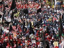'Ada 157.000 Buruh Kasar Asing yang Bekerja di Indonesia'