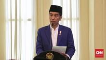 Jokowi Teken Perpres Kepala BNPB Bisa Dijabat Prajurit TNI
