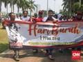 Beda dari KSPI, Buruh Transportasi Ingin Jokowi Dua Periode