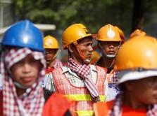 Urusan Pertumbuhan Ekonomi, RI Kalah dengan Kamboja & Fiji
