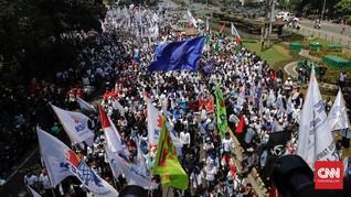 May Day, Pekerja Ajukan Tujuh Tuntutan ke Pemerintah