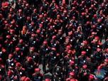 Pengusaha Vs Buruh di Kenaikan Upah Minimum Provinsi 2019