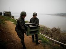 Korut & Korsel Baku Tembak di Zona Demiliterisasi, Perang?