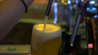 VIDEO: Tekan Kematian, Harga Alkohol Skotlandia Makin Mahal
