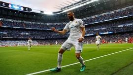 Benzema: Gol di Final Liga Champions Bukan Keberuntungan
