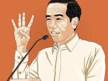 4 Pesan Jokowi untuk Pengusaha Kreatif Muslim