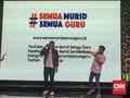 Aksi 'Semua Murid Semua Guru' di Hari Pendidikan Nasional