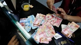 Rupiah Menguat Mendarat di Posisi Rp14.133 per Dolar AS