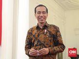 Indikator Politik: 71,3 Persen Responden Puas Kinerja Jokowi