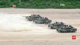 VIDEO: Korsel Ingin Tentara AS Tetap di Semenanjung Korea