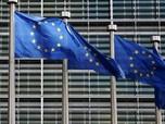 Bursa Eropa Ditutup Menguat di Tengah Jatuhnya Mata Uang Euro
