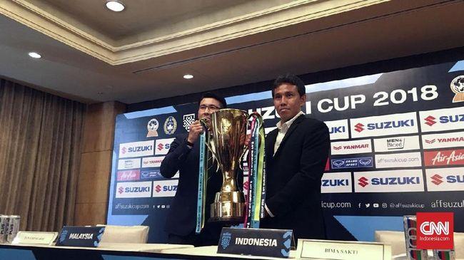Bima Sakti Akui Timnas Indonesia Masuk Grup Neraka Piala AFF