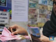 Jeblok 4,5%, Rupiah Terlemah Sepanjang Sejarah Lawan Yen!