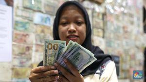 Pukul 09:00 WIB: Dolar AS Siap Tinggalkan Rp 14.000?