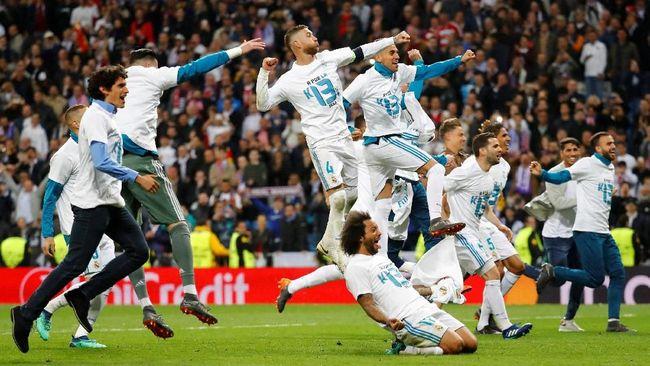Perang Fan Madrid vs Liverpool Jelang Final Liga Champions