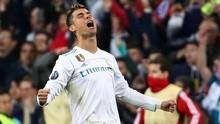Cristiano Ronaldo Tidak Mau Disamakan dengan Salah