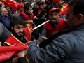 Rayakan Hari Buruh Secara Ilegal, 127 Orang Ditahan di Turki