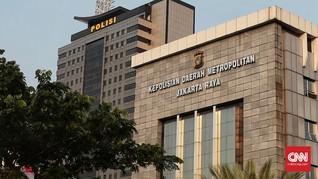 Labfor Polri Selidiki Penyebab Kebakaran di Polda Metro Jaya