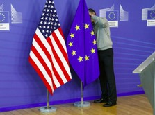 Usai Damai dengan China, AS Perang Dagang Lawan Uni Eropa?
