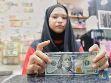 Dolar AS Masih Perkasa di Asia