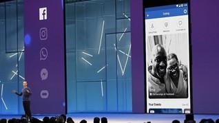 Facebook Gunakan Foto Instagram Latih Kecerdasan Buatan