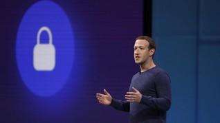 Mark Zuckerberg Disebut Kagumi Kampanye Trump di Facebook