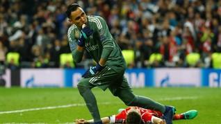 Jelang Lawan Liverpool, Madrid Klaim Punya Pertahanan Terbaik
