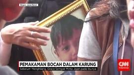 Pemakaman Bocah Dalam Karung