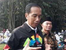 Jokowi Buka Suara Soal Blok Rokan