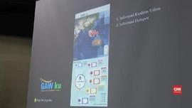 VIDEO: BMKG Rilis Aplikasi Pengukur Kualitas Udara