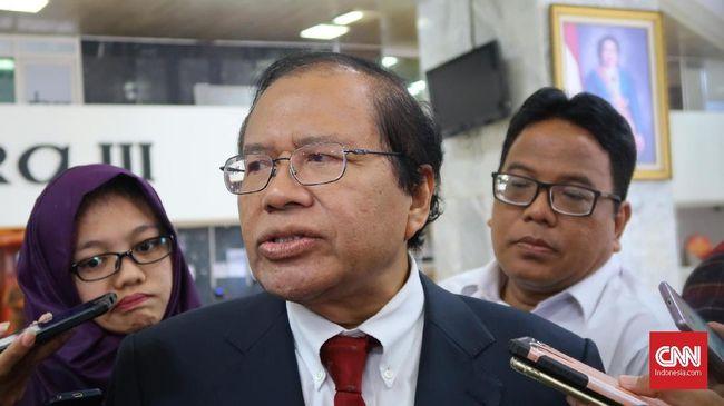 Ungkapan Hati Rizal Ramli Soal Belum Dapat 'Tiket' Capres
