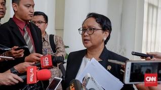 Bertemu Menlu PNG, Menlu RI Paparkan Kemajuan Papua