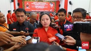 Puan Maharani dan Yasonna Laoly Maju Caleg DPR dari PDIP