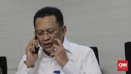 Bamsoet Dicecar soal Aliran Uang Rp50 Juta ke Golkar Jateng