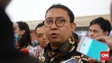 Fadli Minta Jokowi Tak Pakai Pesawat Presiden Saat Kampanye
