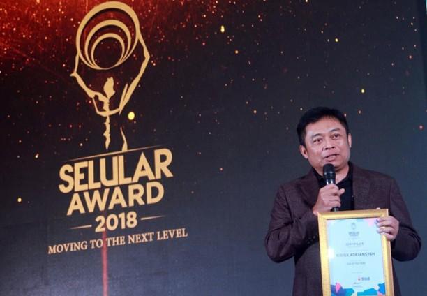 Telkomsel Raih Penghargaan Bergengsi di 2018