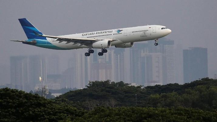Garuda Indonesia Group dan Sriwijaya Air membentuk KSO.