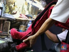 Foto: Industri Alas Kaki Dalam Negeri Terus Berkembang