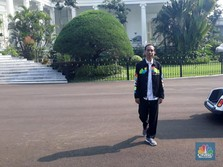 Jokowi Geber Promosi Asian Games 2018