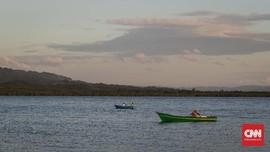 Pipa Gas Perairan Banten Bocor, Nelayan Takut Melaut