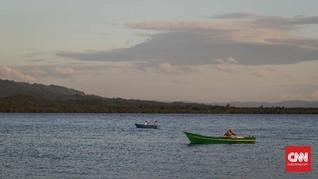 Empat Nelayan Dilaporkan Hilang di Perairan Karawang