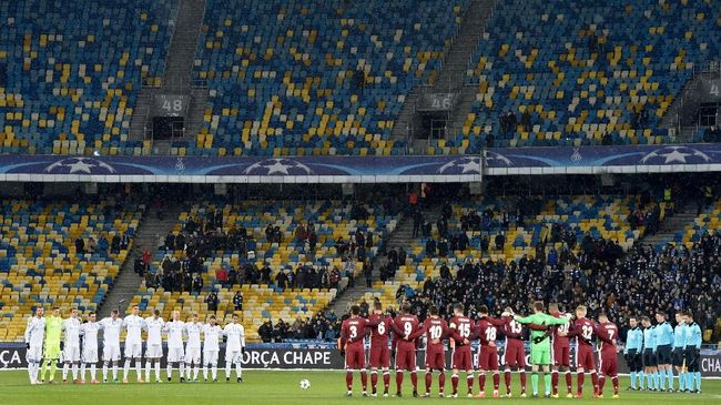 Tentang Stadion Final Liga Champions di Kiev