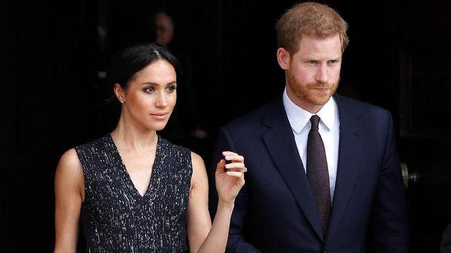 Pangeran Harry Sapa Publik Jelang Pesta Pernikahan