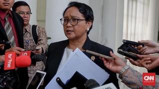 Soal Rudal China, Indonesia Minta Hormati Hukum Internasional