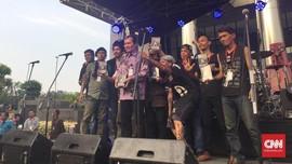 Musisi Basmi Korupsi Lewat Album 'Kompilasi Perangi Korupsi'