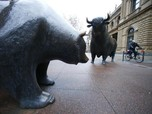 Bursa Eropa Melesat di Sesi Awal Sambut Kebijakan The Fed